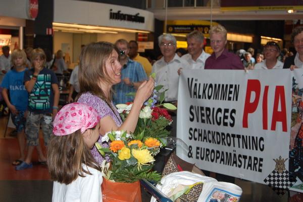 GM Pia Cramling Arlanda
