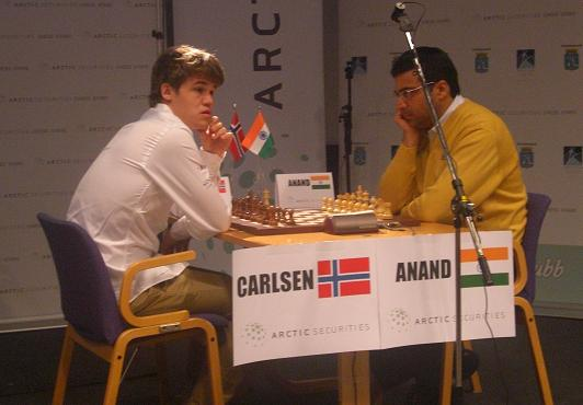 Carlsen-Anand 2010