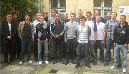 Gruppbild WSB Cup i Polen 2010