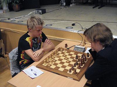 Johan Norberg och Anders Owen Jansson