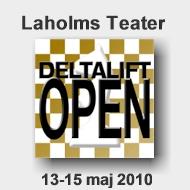 Harplinge SS inbjuder till 7:e upplagan av DELTALIFT Open 2010!