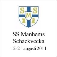 Välkommen till SS Manhems Schackvecka!