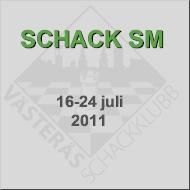 Välkommen till Schack-SM 2011 i Västerås!