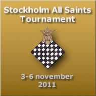 Välkommen till Stockholm All Saints Tournament 4-6 november 2011!
