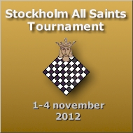 Välkommen till Stockholm All Saints Tournament 1-4 november 2012!