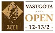 Välkommen till Västgöta Open 2011!