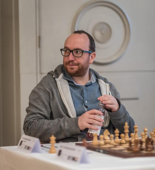 Fabien Libiszewski (Foto: Lars OA Hedlund)