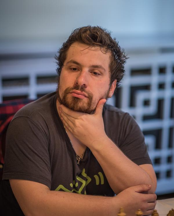 GM Borki Predojevic (Foto: Lars OA Hedlund)
