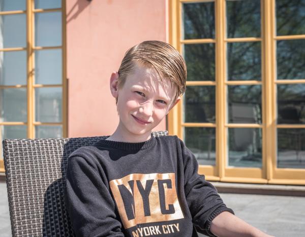 Gustav Törngren (Foto: Lars OA Hedlund)