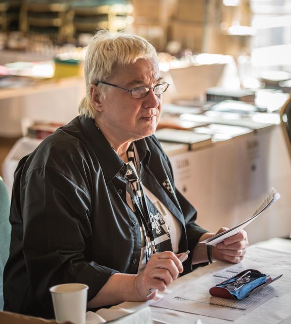 Lucia Åkerlund (Foto: Lars OA Hedlund)