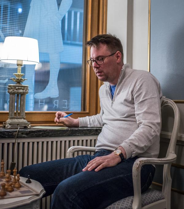 FM Erik Hedman (Foto: Lars OA Hedlund)