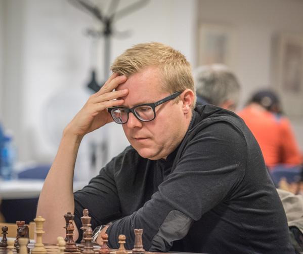 Michael Mattsson (Foto: Lars OA Hedlund)