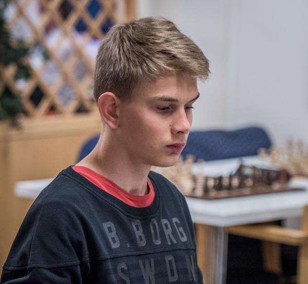 Atos Andreev (Foto: Lars OA Hedlund)