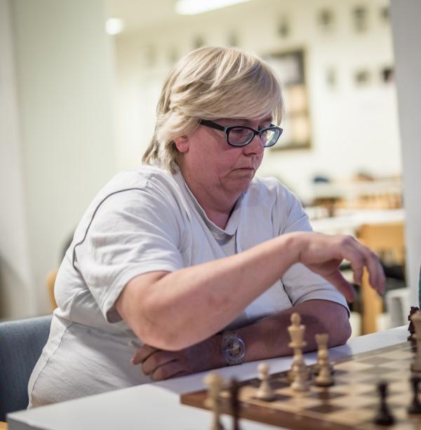 6. WGM Barbara Hund (Foto: Lars OA Hedlund)
