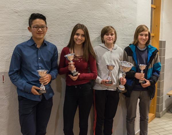 SK Team Viking vinnare Div 2. (Foto: Lars OA Hedlund)