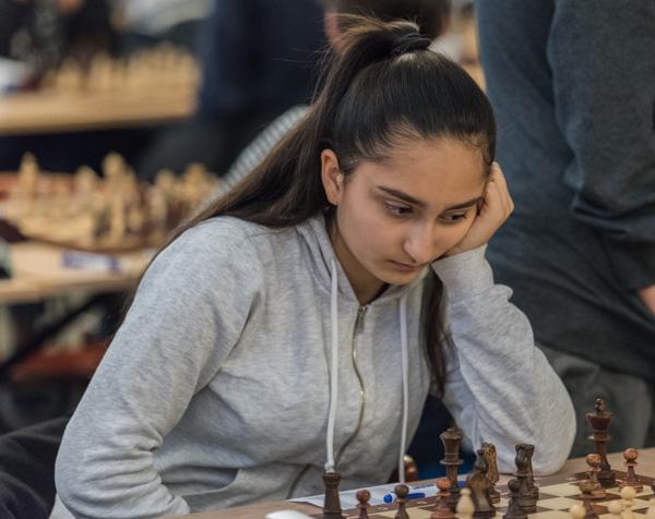 Saida Mamadova (Foto: Lars OA Hedlund)