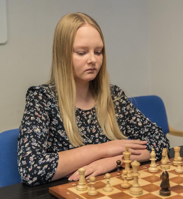Julia Helle (Foto: Lars OA Hedlund)