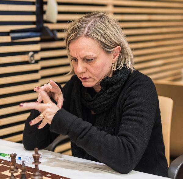 Sonia Sirletti (Foto: Lars OA Hedlund)