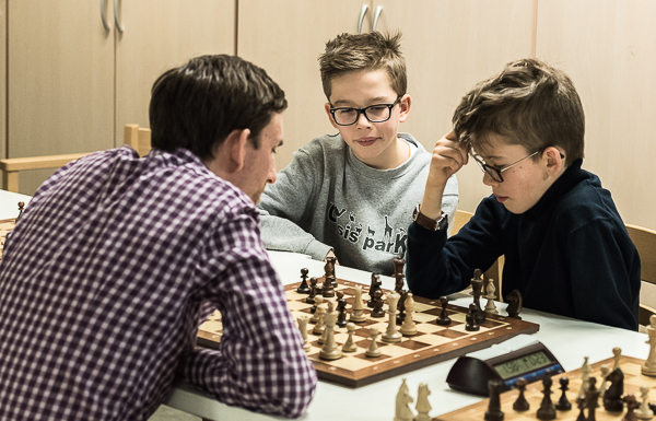 """Coaching"" (Foto: Lars OA Hedlund)"