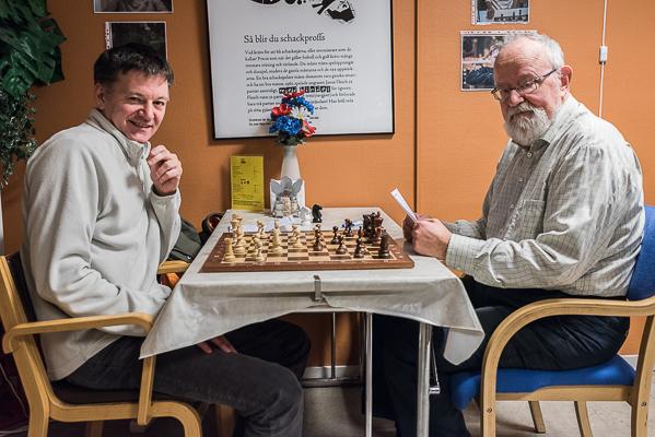 Eric Marchand - Lennart Burman (Foto: Lars OA Hedlund)
