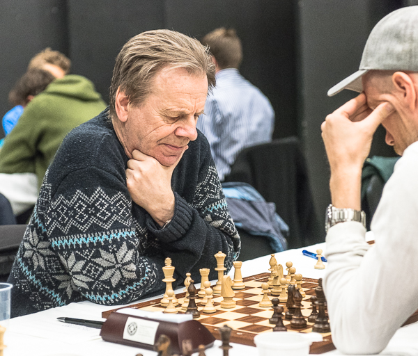 GM Ulf Andersson (Foto: Lars OA Hedlund)