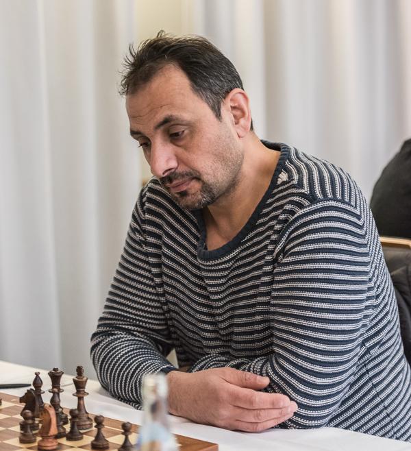 Khaled Shayya (Foto: Lars OA Hedlund)