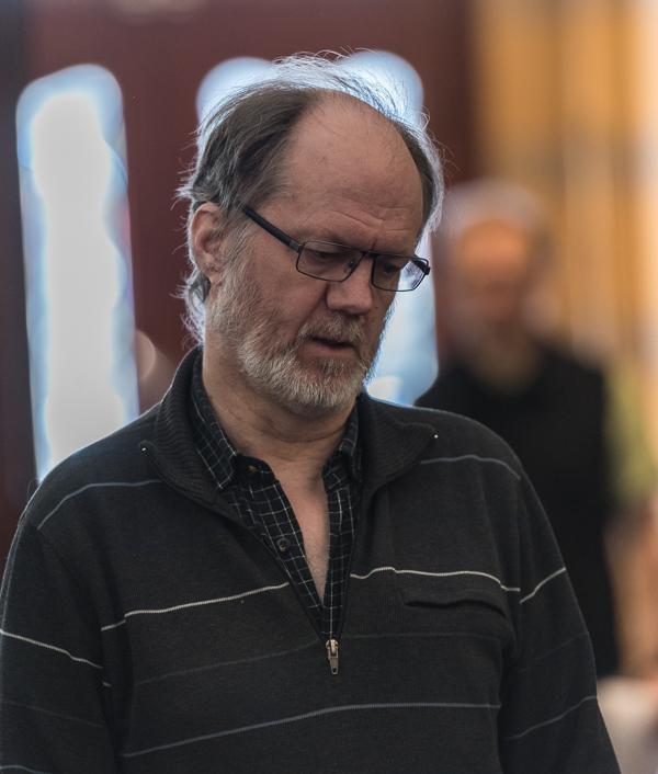 Kjell-Åke Andersson (Foto: Lars OA Hedlund)
