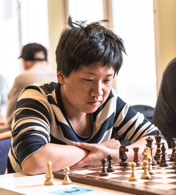 7. Jung Min Seo (Foto: Lars OA Hedlund)