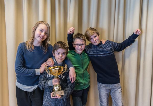 1. Maria Elementarskola - Mellanstadiet (Foto: Lars OA Hedlund)