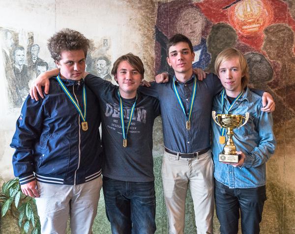 1. Rosendalsgymnasiet (Foto: Lars OA Hedlund)