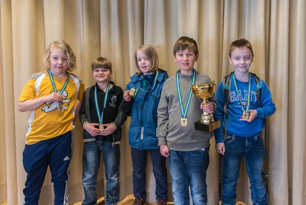 1. Vallatorpsskolan - Lågstadiet (Foto: Lars OA Hedlund)