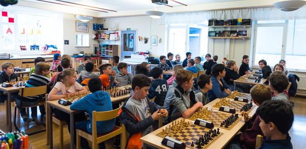 Rondstart Klass C (Foto: Lars OA Hedlund)