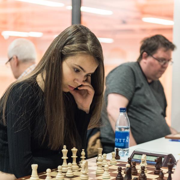 Anna Cramling (Foto: Lars OA Hedlund)