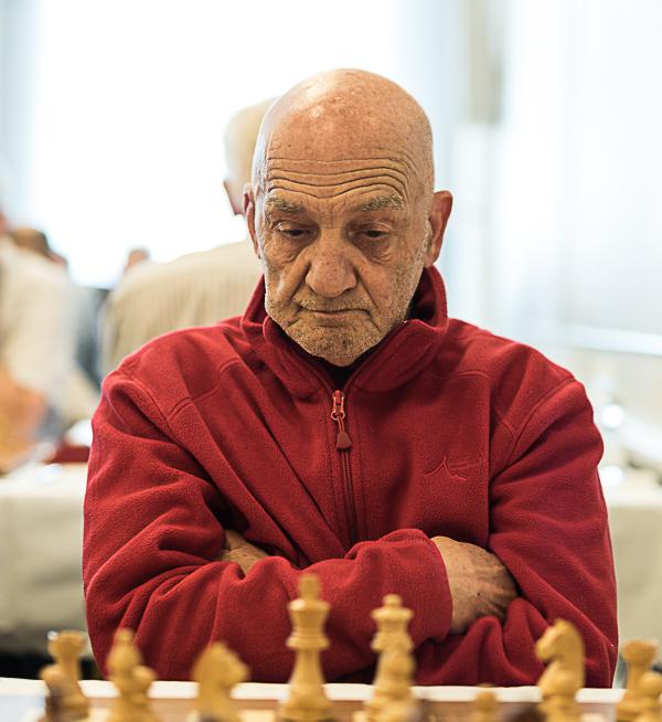 Istvan Orci (Foto: Lars OA Hedlund)