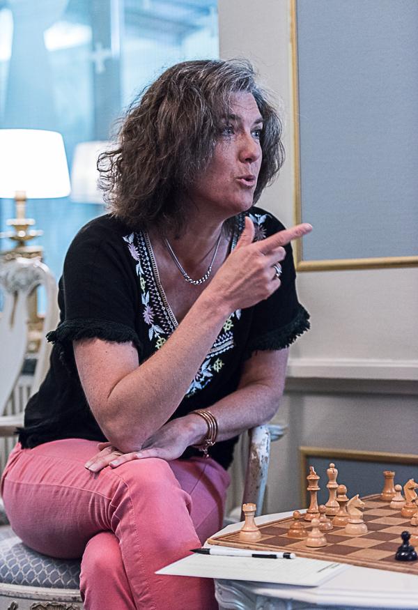 Ulrika Geisler Kågström (Foto: Lars OA Hedlund)