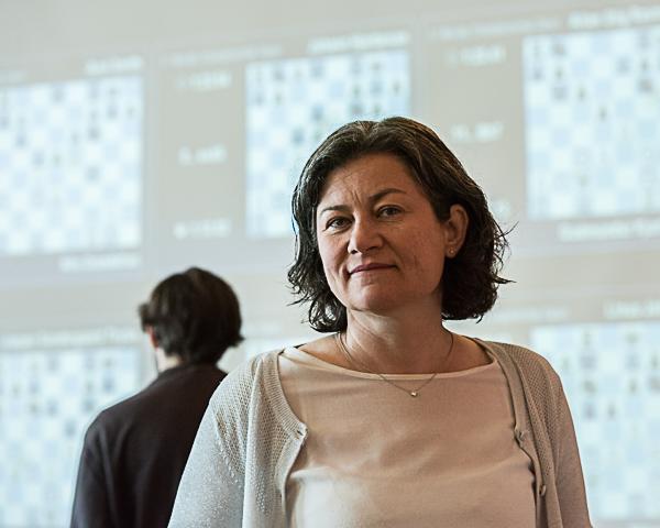 WFM Louise Fredericia (Foto: Lars OA Hedlund)