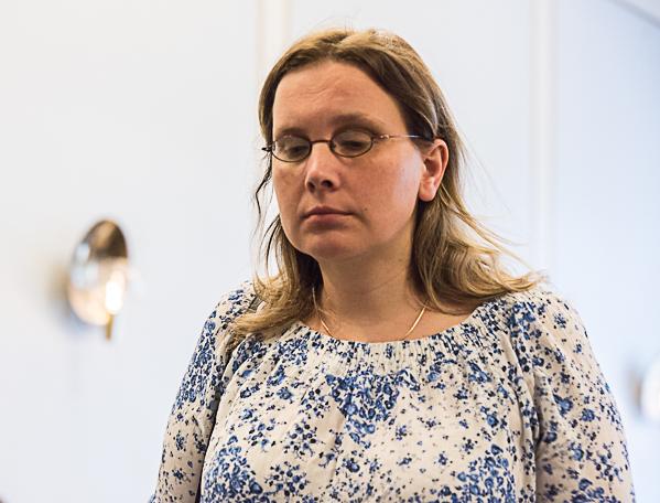 WGM Lenka Ptacnikova (Foto: Lars OA Hedlund)