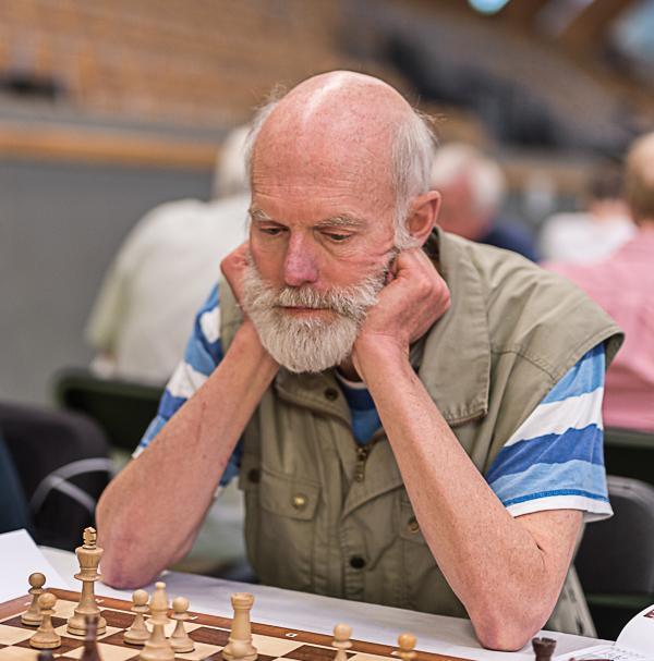 Joar Berglund/Veteran Allmän (Foto: Lars OA Hedlund)
