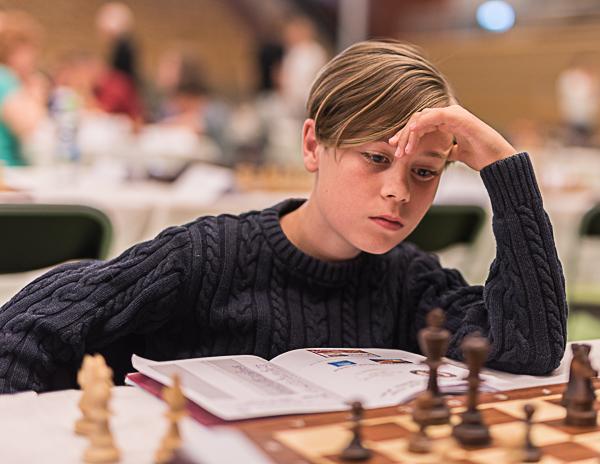 Ludwig Rosenius/Minior-SM (Foto: Lars OA Hedlund)