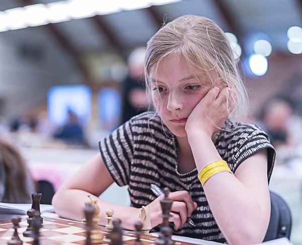 Teodora Holst/Minior-SM (Foto: Lars OA Hedlund)