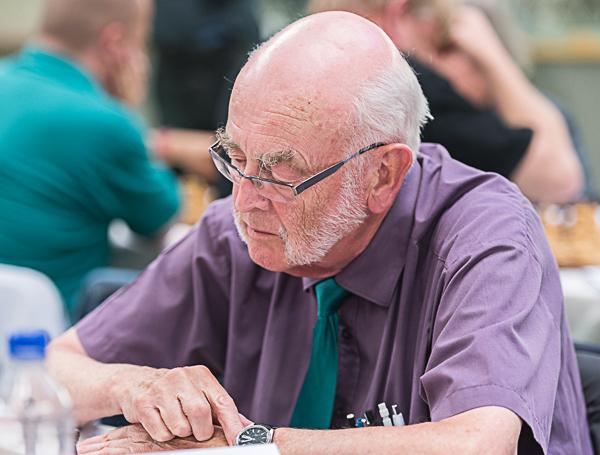 Sten Dillen/Veteran Allmän (Foto: Lars OA Hedlund)
