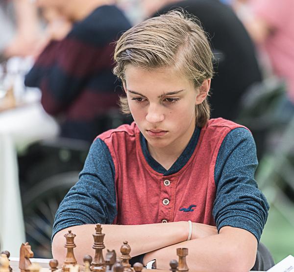 Benjamin Emmoth/Kadett-SM (Foto: Lars OA Hedlund)