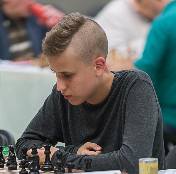 Leo Crevatin/Kadett-SM (Foto: Lars OA Hedlund)