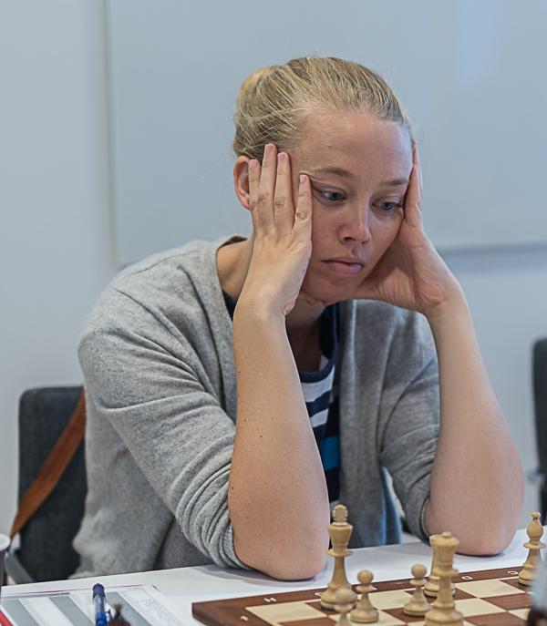 Julia Almer (Foto: Lars OA Hedlund)