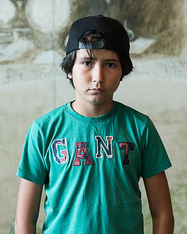 Amir Patru (Foto: Lars OA Hedlund)