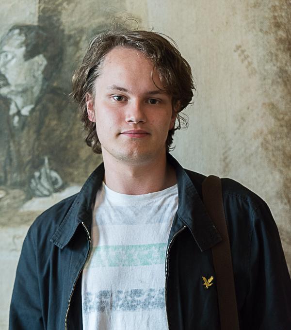 Tuve Gustavsson (Foto: Lars OA Hedlund)
