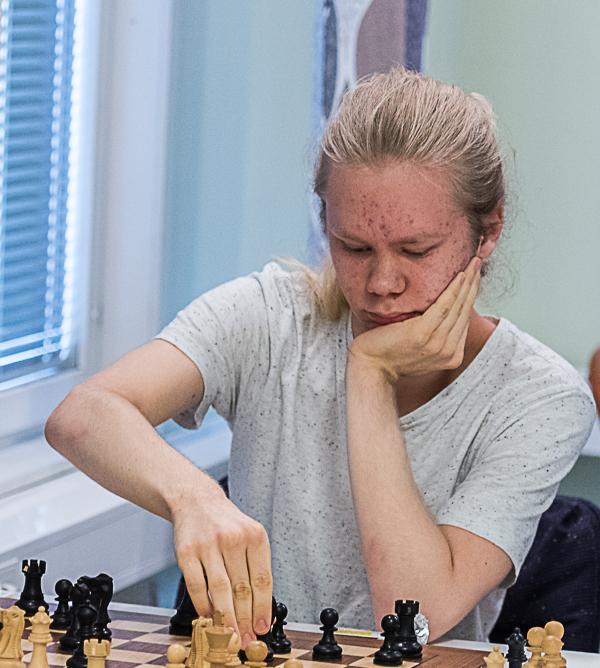 Albin Danielsson (Foto: Lars OA Hedlund)