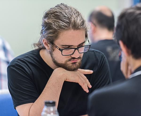 Max Henricson (Foto: Lars OA Hedlund)
