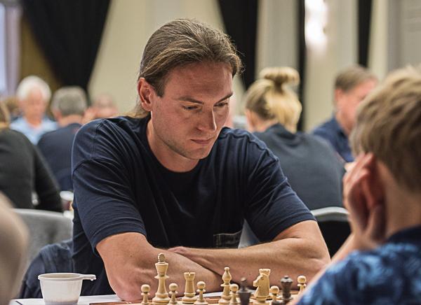 FM Fredrik Andersson (Foto: Lars OA Hedlund)