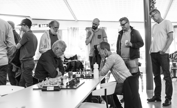 """Publikparti"" (Foto: Lars OA Hedlund)"